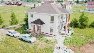 видео Строительство загородных домов из газобетона