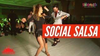 NUR ÖZKAN & DIEGO AVENDANO IBARRA (Social Dance Salsa)