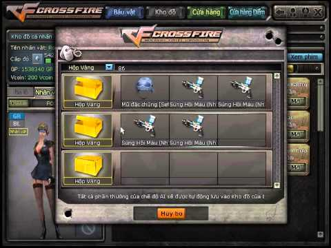 how to change password in crossfire philippines | Doovi M1216 Real Life