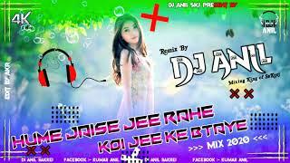 Hum Jaise Jee Rahe Koi Jee Ke Bataye ✅Full Dehati Mix ✅ Dj AniL SaKrej