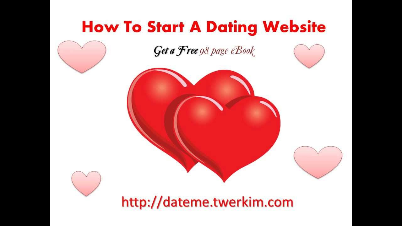 how to start an online dating website Wired's biggest stories delivered to your inbox submit author: caitlin roper caitlin roper design 020314 06:30 am how to create the perfect online dating.