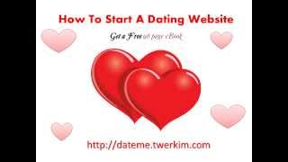 How To Start A Dating Website