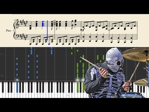 twenty one pilots: Trees  Piano Tutorial + Sheets