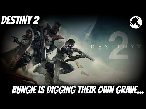 Destiny 2 - Bungie is Digging Their Own Grave (PC Bans for 3rd Party Software Apps, More Bad News)
