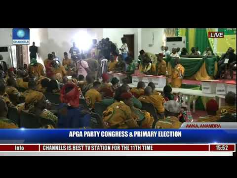 APGA Party Congress & Primary Election Pt.22 | Live Coverage