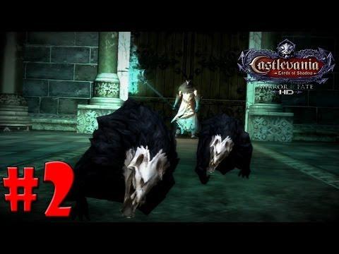 "Castlevania Lords of Shadows Mirror of Fate HD | Acto 1 Simon Parte 2 ""Luces fuera"""