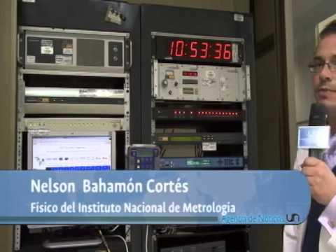 1e10b3927ec3 Reloj atómico de Colombia tendrá un segundo más - Universidad Nacional de  Colombia