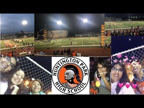 Huntington Park High School 2017   Daisy Vlogs