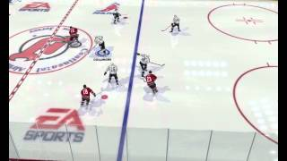 NHL 2004 Game play