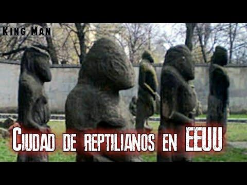 Ciudad de reptilianos existe y está en los Angeles EEUU