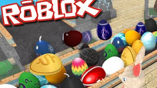 Roblox EGG TYCOON / BUILD YOUR OWN EGGS OF MADNESS IN ROBLOX!!