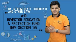 Investor Education & Protection Fund IEPF Section 125 - Declaration and Payment of Dividend