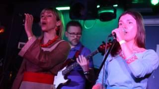 ЕжеВикА - Оберег (Фестиваль Night of art-folk 19.02.2017 Jack&Jane bar)