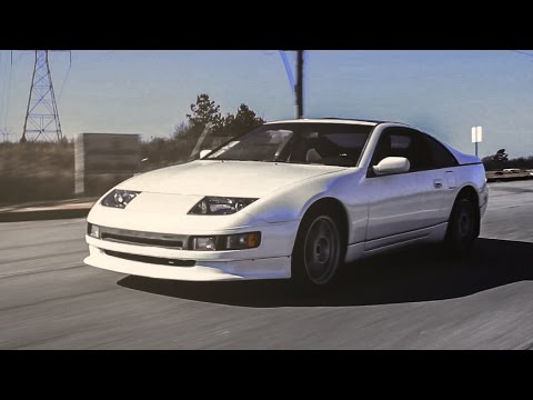 1991 Nissan 300zx NA Review! - YouTube