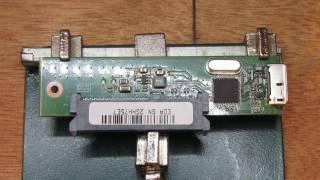 What I fix daily - Hard drive USB-SATA Bridge board fault diagnosis and repair