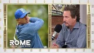 Brooks Koepka Is A BADASS! | The Jim Rome Show