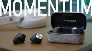 Sennheiser Momentum True Wireless Review - They're Good, But Are They Worth $300?