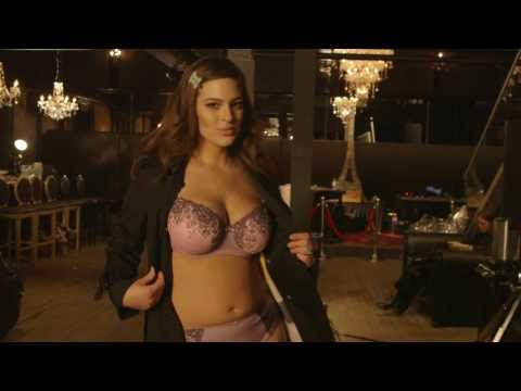 Behind the Scenes with Ashley Graham Lingerie. http://bit.ly/2kUCkBJ