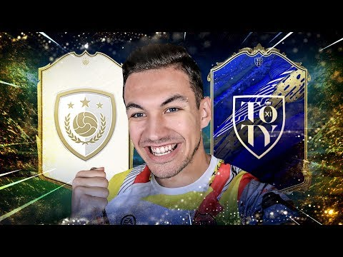 MON MEILLEUR PACK OPENING ! ICONE & TOTY !!! 😱