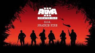 Arma 3 Creator DLC: S.O.G. Prairie Fire - Launch Trailer | Vietnam War