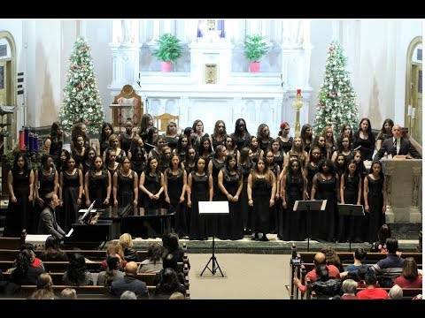 Saint Dominic Academy Glee Club Christmas Concert 2018