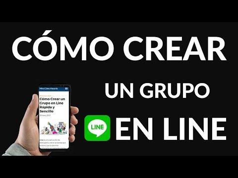 ¿Cómo Crear un Grupo en Line? Rápido y Sencillo