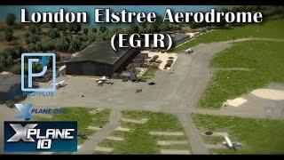 London Elstree Aerodrome (EGTR) for X-plane 10 (Pilot Plus)