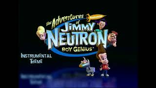 Jimmy Neutron: Boy Genius - Instrumental Theme Song