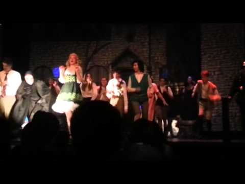 Young Frankenstein The Musical at Clairemont High (Transylvania Mania)