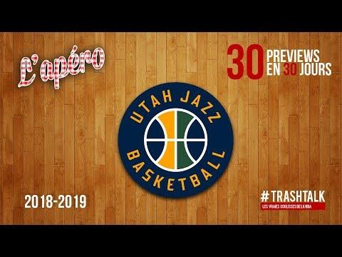 NBA Preview 2018-19 : le Utah Jazz