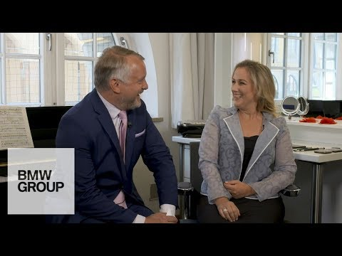 Chat With Star Soprano Diana Damrau – BMW Group Culture