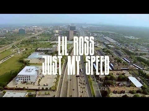 LIL ROSS | JUST MY SPEED | CHOPPED BY @AUSTINLAMOTTA
