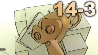 Уроки по Blender. Урок 14-3. Мультяшный рендер. Cartoonizer.