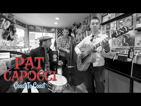 'Coast To Coast' PAT CAPOCCI (Sounds That Swing / No Hit Records) BOPFLIX SESSIONS