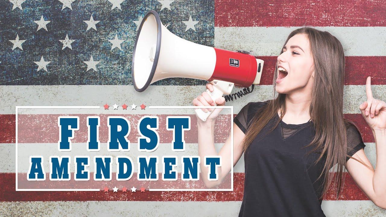 First Amendment - Full Video - YouTube