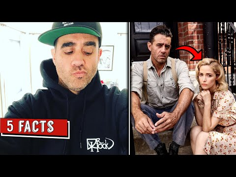 5 Things You Didn't Know About Bobby Cannavale | Rose Byrne | Wife, Son | Net Worth | TEEN STAR #238