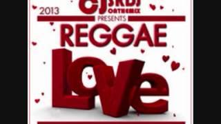 REGGAE LOVE 2015* - CJ SKDJ - SOUL CULTURE JAMAICAN TUNEZ