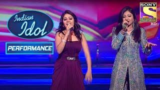 Bhoomi और Sunidhi ने दिया धमाकेदार Duet Performance | Indian Idol Season 5
