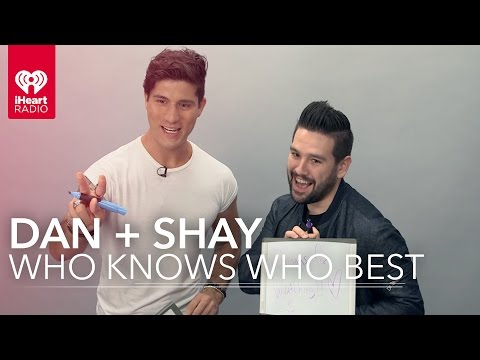 "Cover Lagu Dan + Shay - ""Who Knows Who Better?"" 