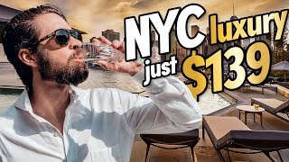 🗽 How We Stayed at a Luxury Hotel in NYC for $139 [2021]