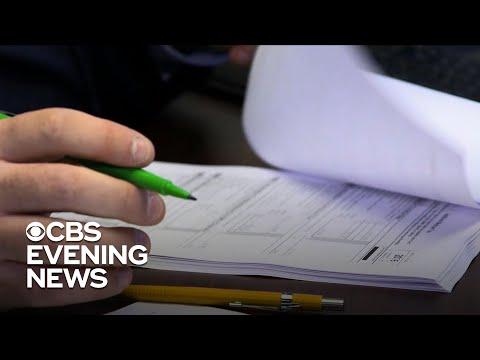 Tax returns deadline is Monday at midnight
