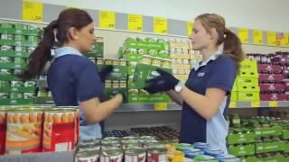 Ausbildung zum Verkäufer bei ALDI SÜD