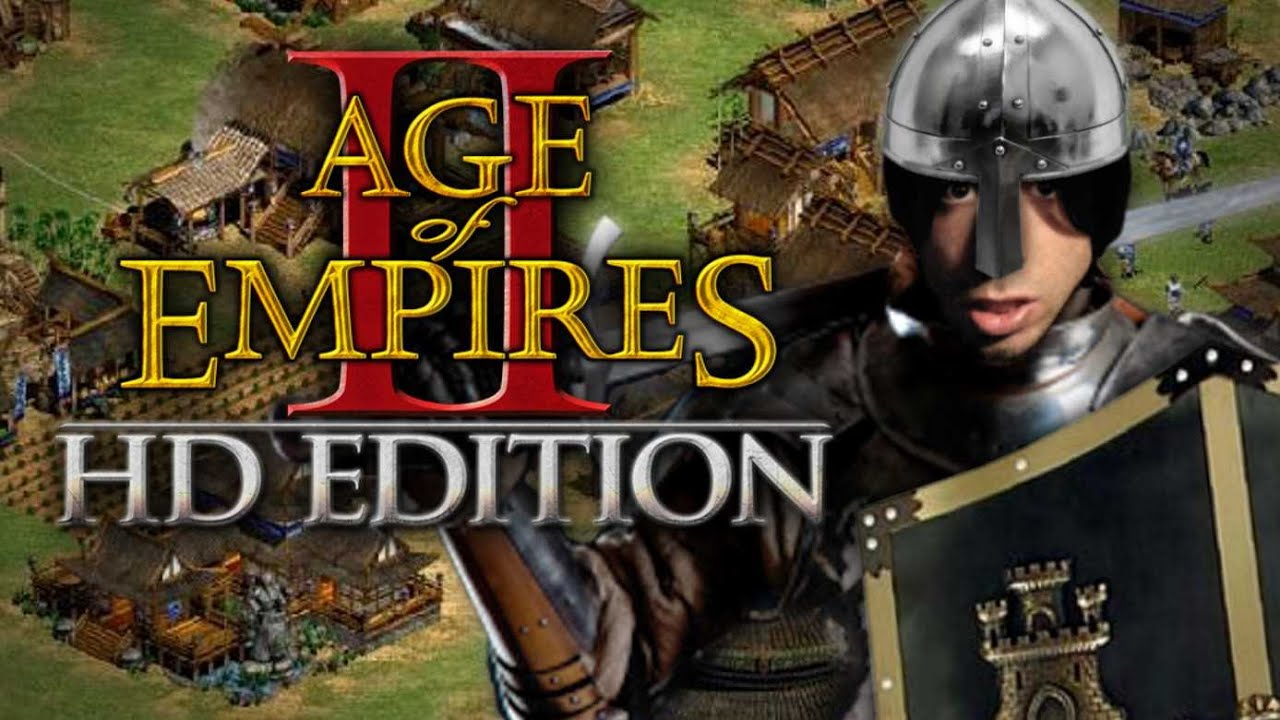 Age of empire 2 hd edition youtube