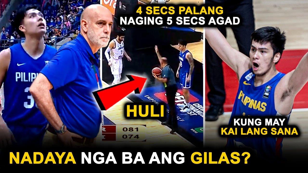 Gilas Pilipinas NADAYA nga ba ng Jordan-A? | Gilas Pilipinas Vs Jordan-A Semi-Finals!