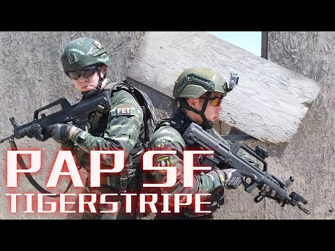 Far East Tactical: People's Armed Police SF Kits (Featuring the Real Sword Type 97 Airsoft gun)