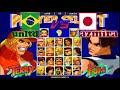 Real Bout Fatal Fury 2 ➤ Unltd (Brazil) Vs Azmira (Japan) リアルバウト餓狼伝説2