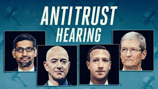 Apple, Google, Facebook & Amazon hearing: what you need to know