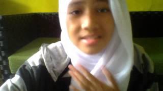 #SFS2014 @sarahsyafaati (Sherina-Indonesia Menangis) (Nyanyi)