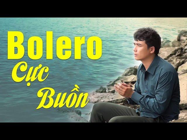 Bolero Nghe Buồn Muốn Khóc - Nhạc Vàng Bolero LÊ SANG Tuyển Chọn Hay Nhất 2018