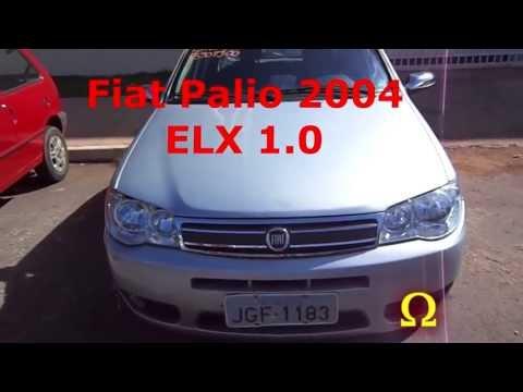 Fiat Palio 2004 10 Elx R 15700 Classificados Automotivo